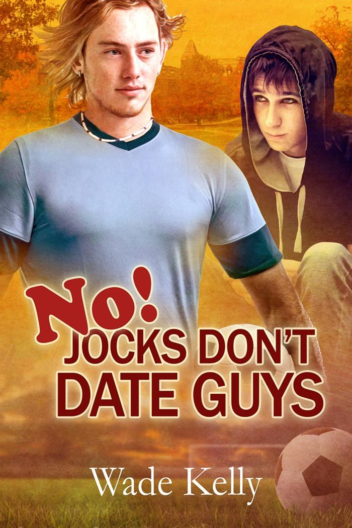 No! Jocks Don't Date Guys