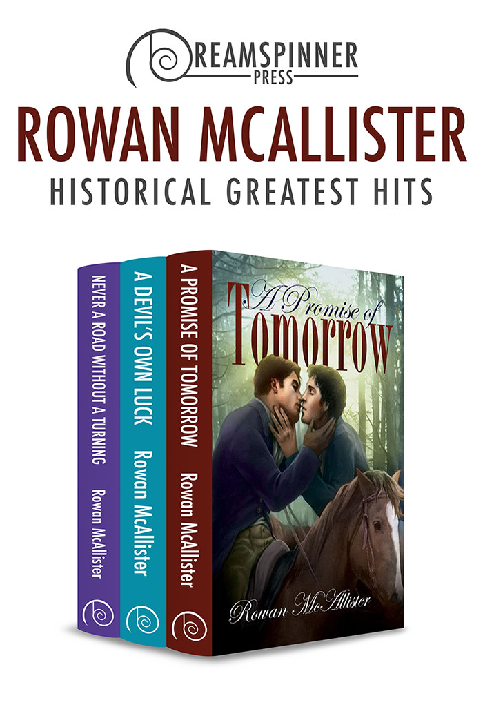 Rowan McAllister's Historical Greatest Hits