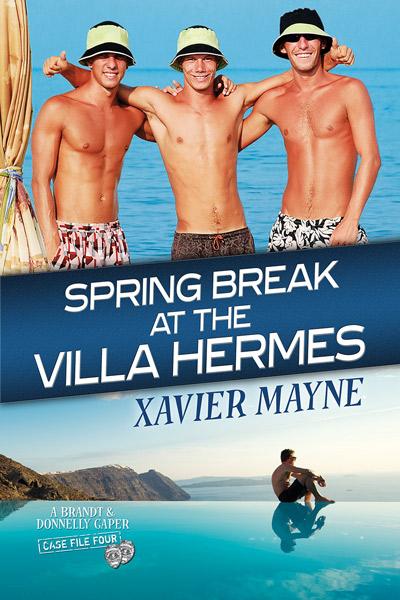 Spring Break at the Villa Hermes