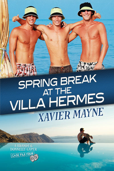 Spring Break at the Villa Hermes