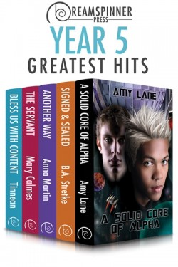 Dreamspinner Press Year Five Greatest Hits