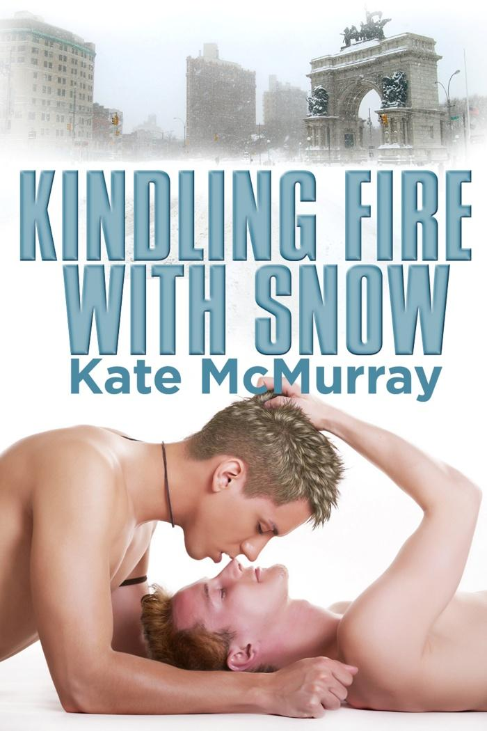 Kindling Fire with Snow