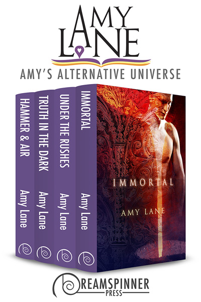 Amy Lane's Greatest Hits - Amy's Alternative Universe