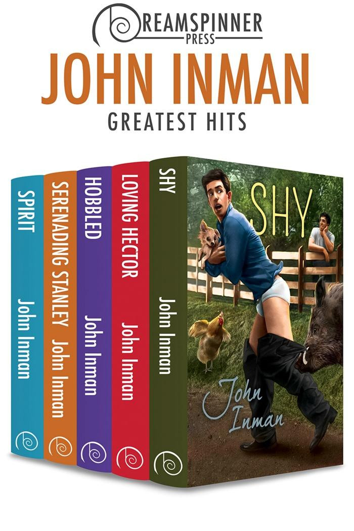 John Inman's Greatest Hits