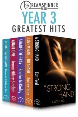 Dreamspinner Press Year Three Greatest Hits
