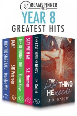 Dreamspinner Press Year Eight Greatest Hits