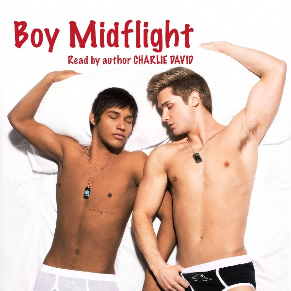 Boy Midflight