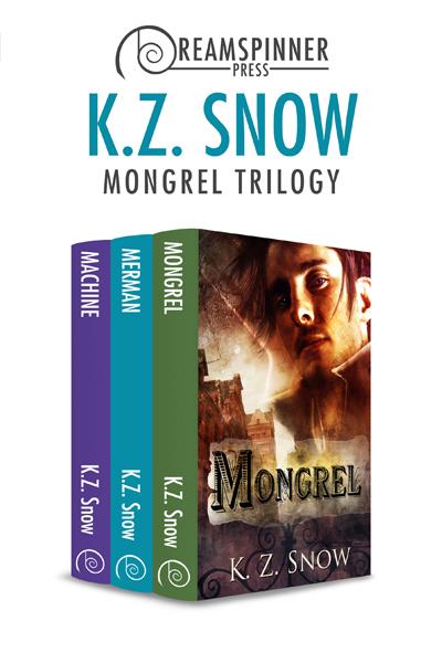Mongrel Trilogy Bundle