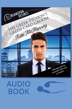 The Greek Tycoon's Green Card Groom