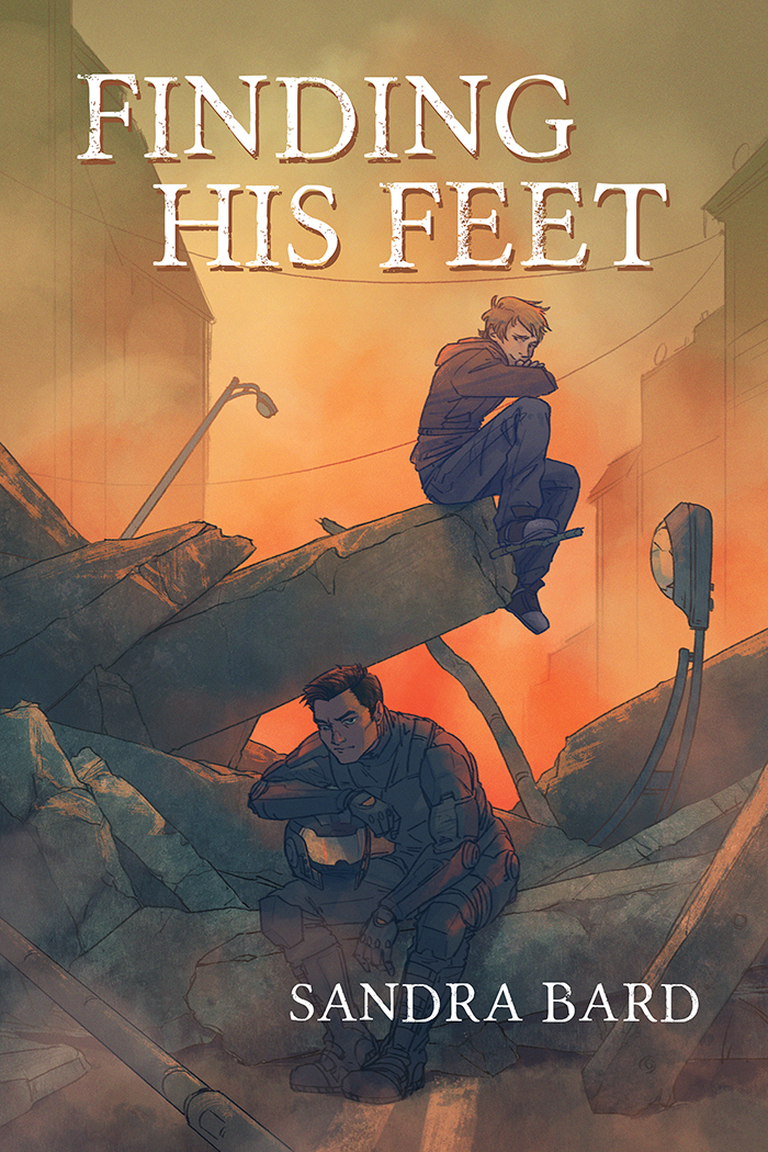 Finding His Feet