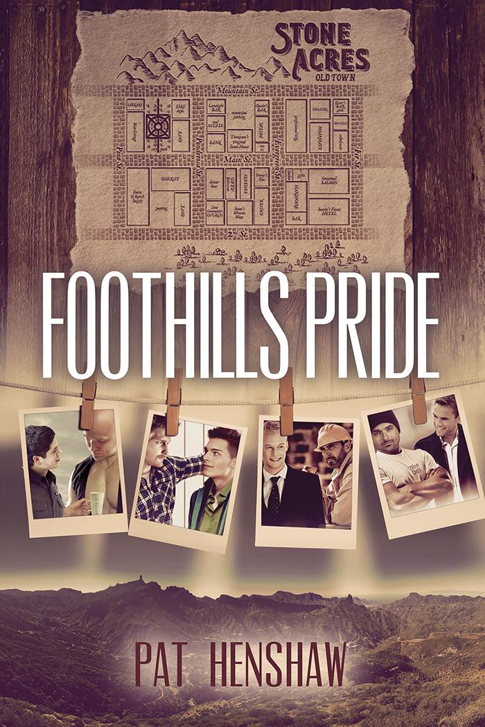 Foothills Pride Stories, Vol. 1