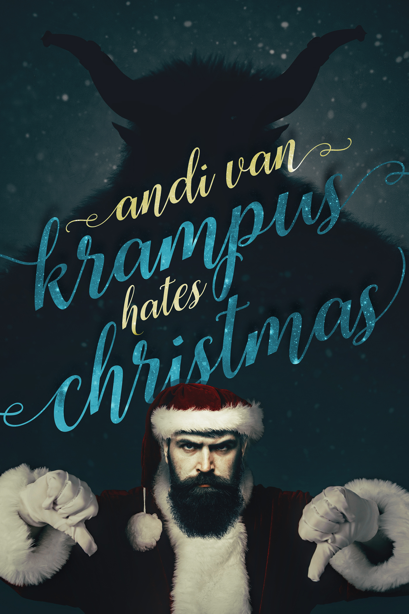 Krampus Hates Christmas