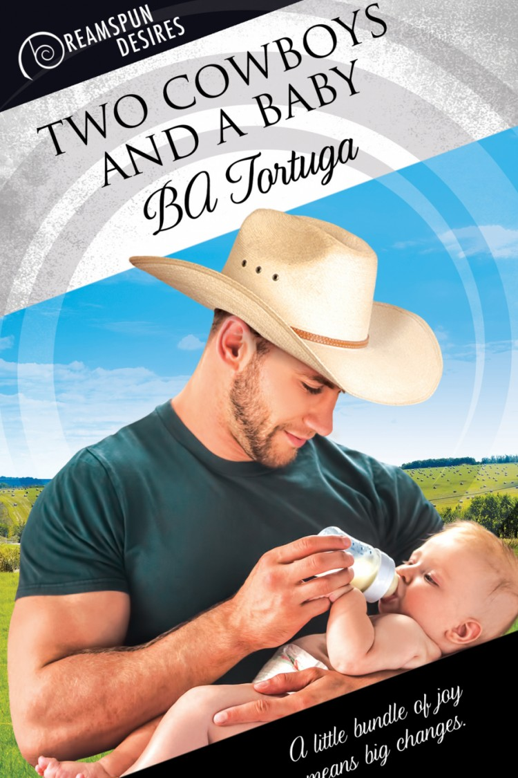 Two Cowboys and a Baby