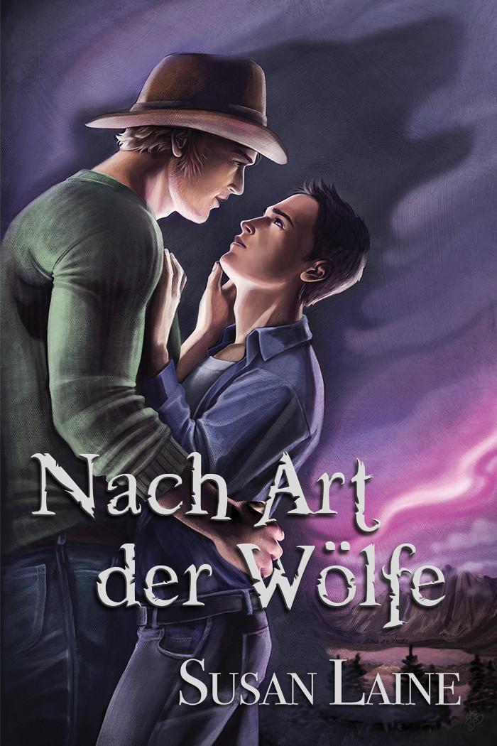 Nach Art der Wölfe