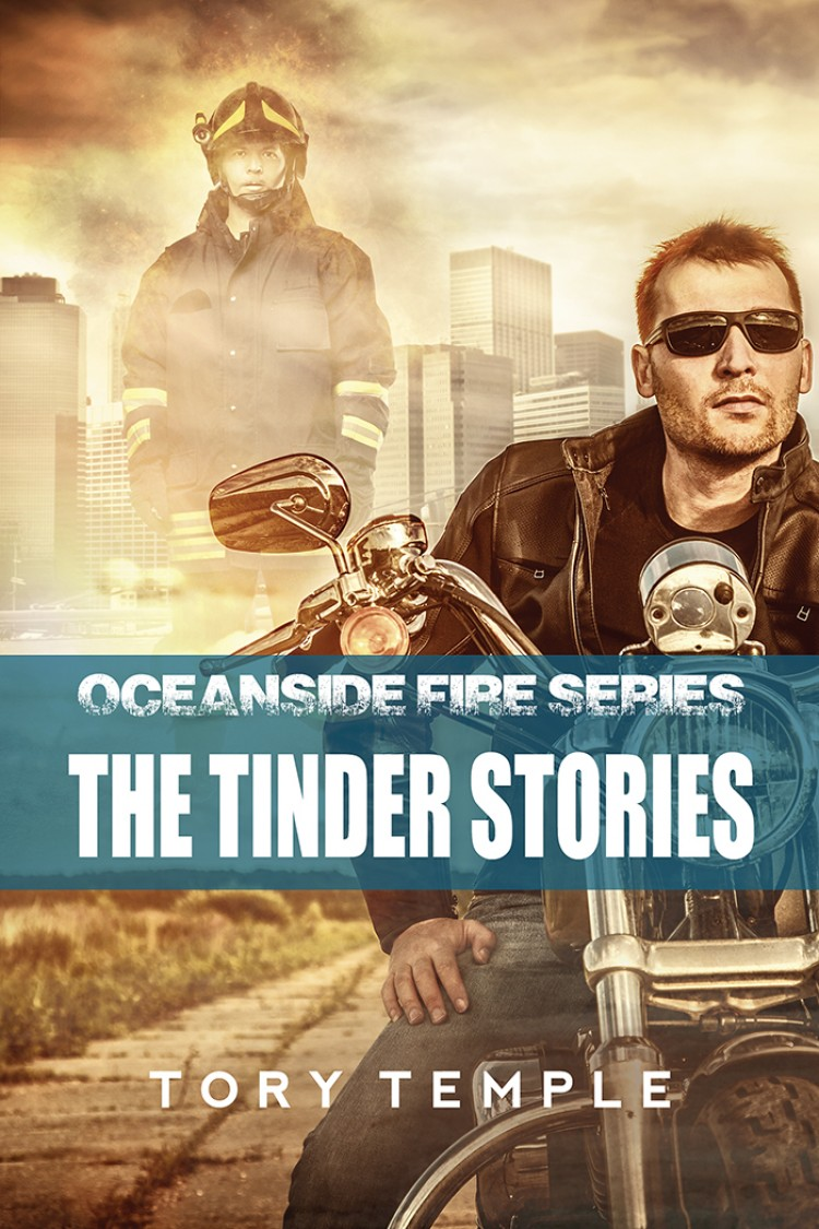 The Tinder Stories - Oceanside Fire Series