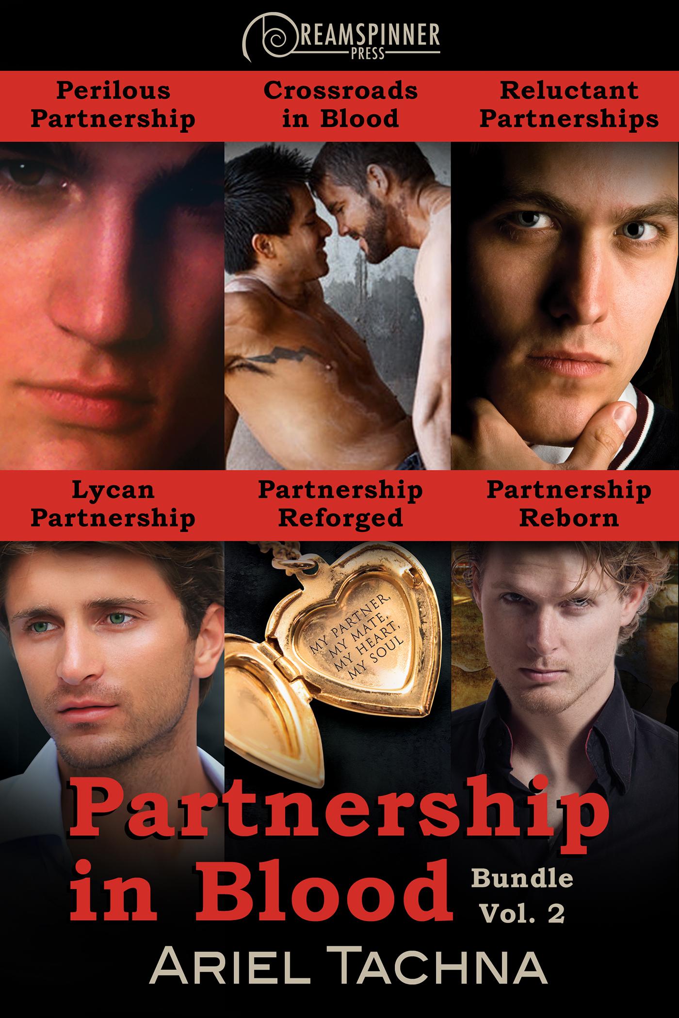 Partnership in Blood Bundle Vol. 2