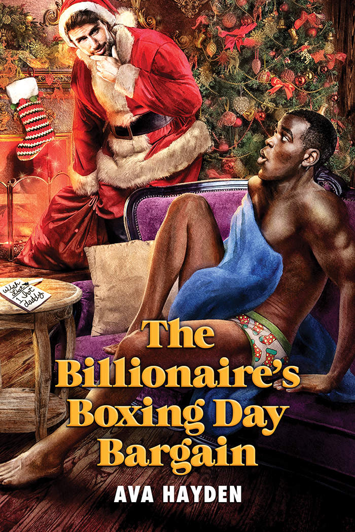 The Billionaire's Boxing Day Bargain