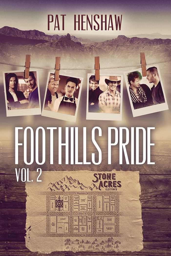 Foothills Pride Stories, Vol. 2