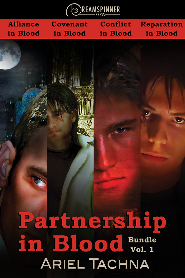 Partnership in Blood Bundle Vol. 1