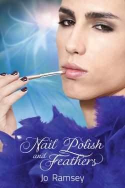 Nail Polish and Feathers