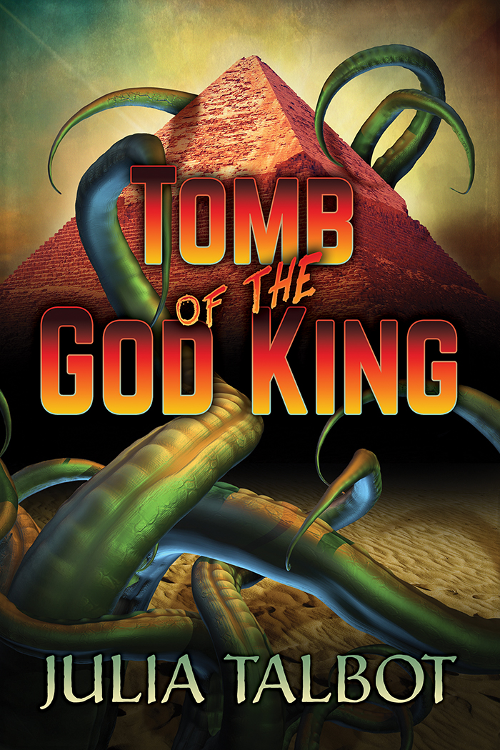 Tomb of the God King