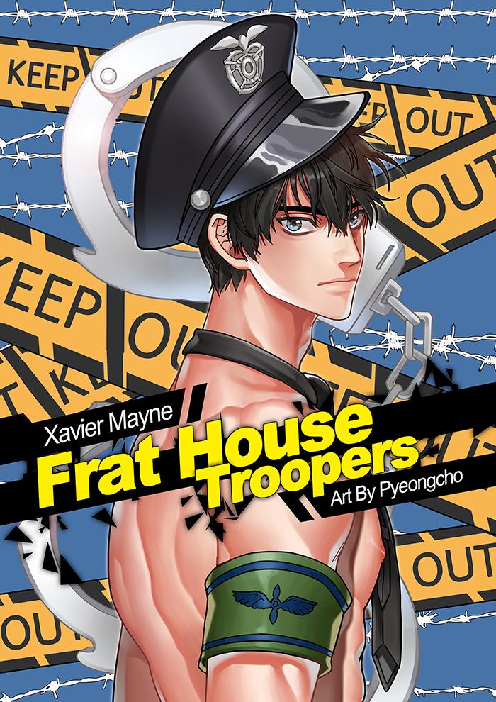 Frat House Troopers (Manga)