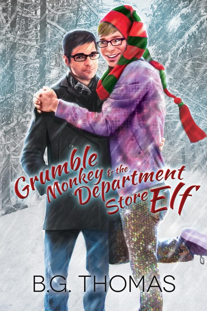 Grumble Monkey and the Department Store Elf