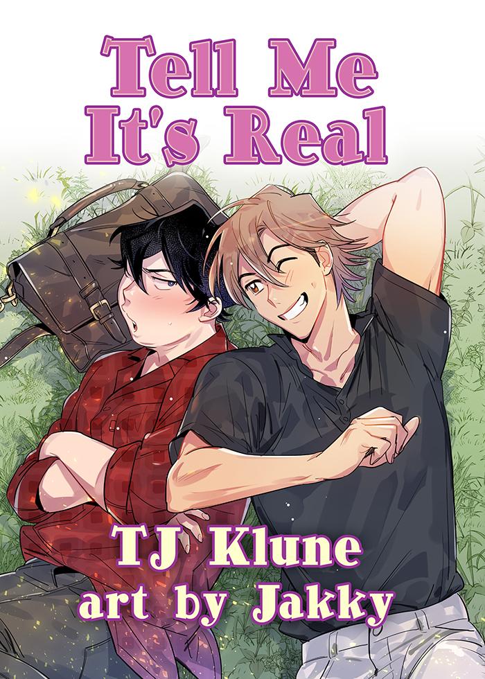 Tell Me It's Real (Manga)