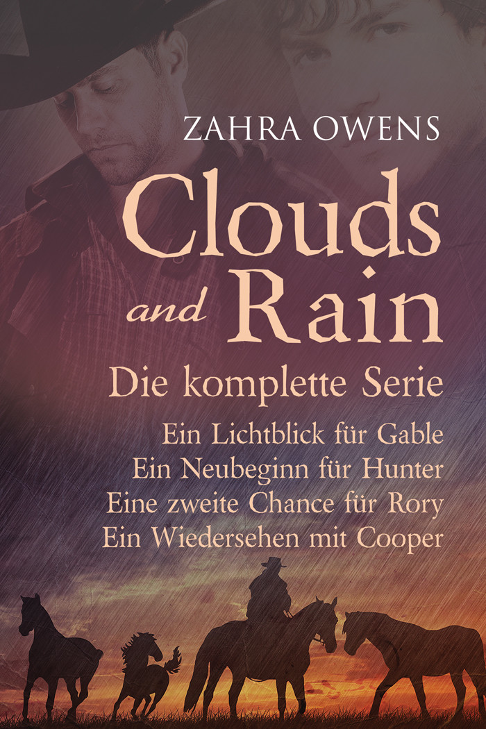 Clouds and Rain Serie: Die komplette Serie