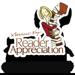 Barbara Vey's Reader's Appreciation Weekend