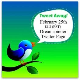 Dreamspinner Tweet Take over