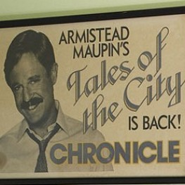 The Gay Uncle Time - Armistead Maupin's TALES of the CITY!
