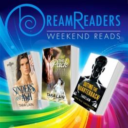 DreamReaders Weekend Reads June 3-5!