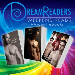 99 Cents Weekend Reads with K.C. Wells
