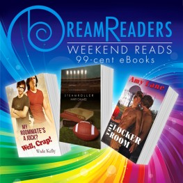 Weekend Reads 99-Cent eBooks August 19-21, 2016