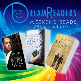 Weekend Reads 99-Cent eBooks by Scotty Cade