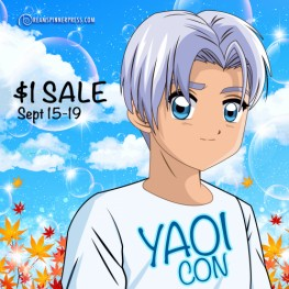 Yaoi Con $1 eBook Sale
