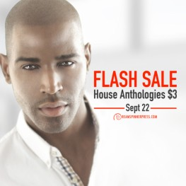 23 House Anthologies $3 Each In This 24-Hour Flash Sale
