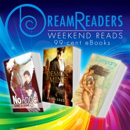 Angel and Demons Weekend Reads 99-Cent eBooks