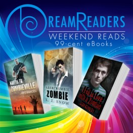Weekend Reads 99-Cent eBooks Zombies