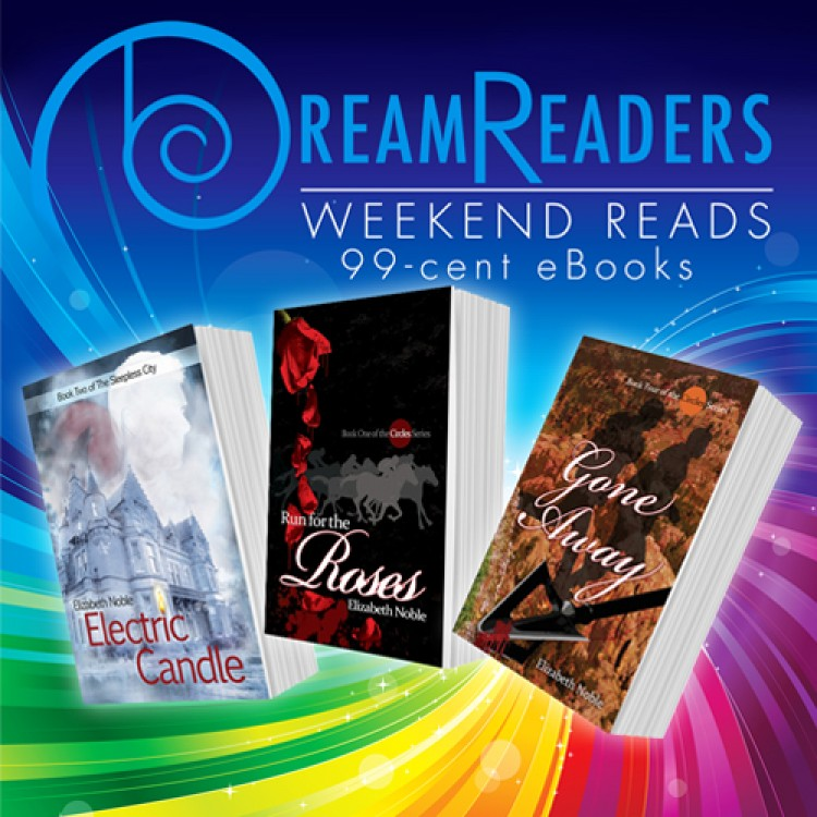 Weekend Reads 99-Cent eBooks by Elizabeth Noble