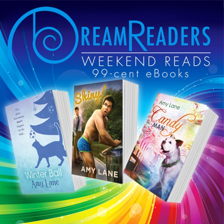 Weekend Reads 99-Cent eBooks by Amy Lane