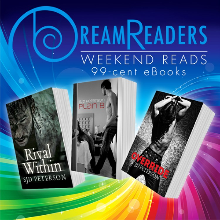 Weekend Reads 99-Cent eBooks by SJD Peterson