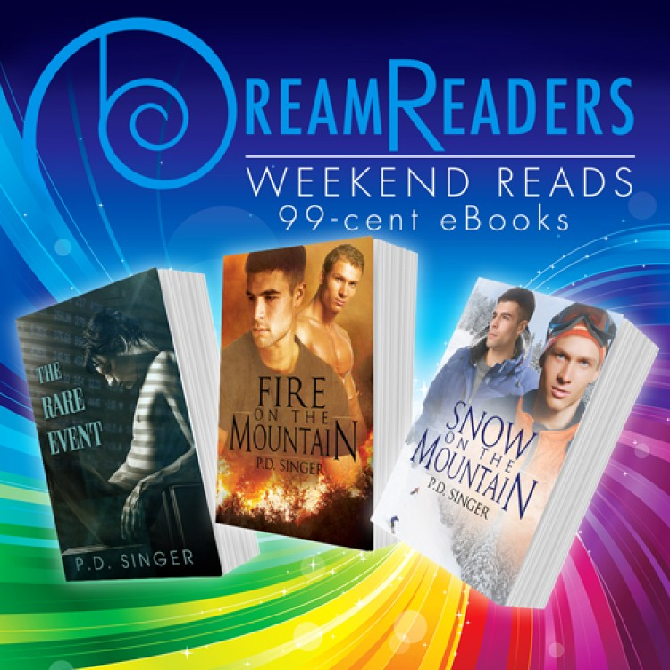 Weekend Reads 99-Cent eBooks by P.D. Singer