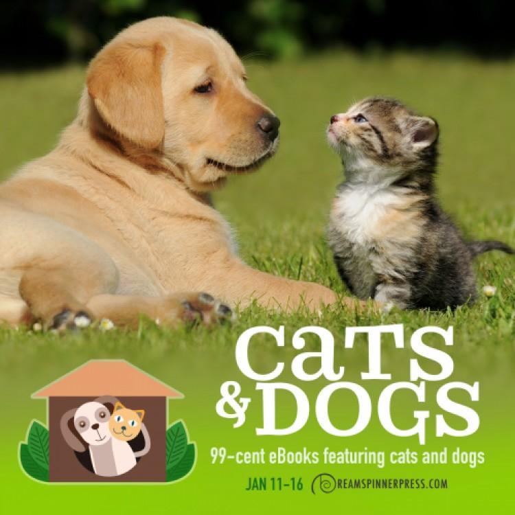 Pets 99-Cent eBooks