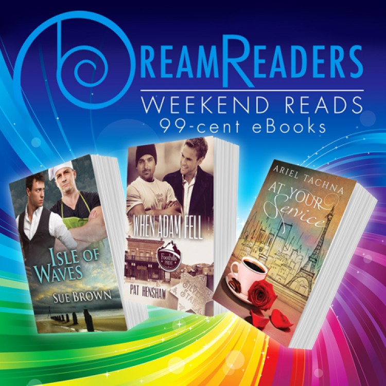 On the Menu: Weekend Reads 99-Cent eBooks