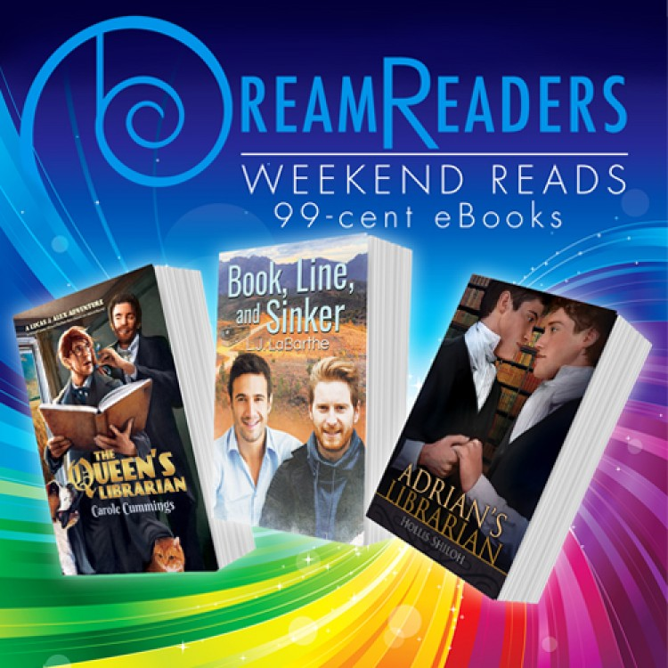 Weekend Reads 99-Cent eBooks Featuring Librarians