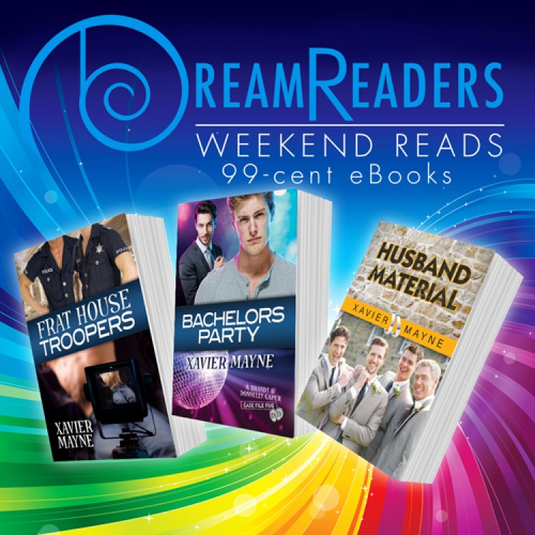 Weekend Reads 99-Cent eBooks by Xavier Mayne
