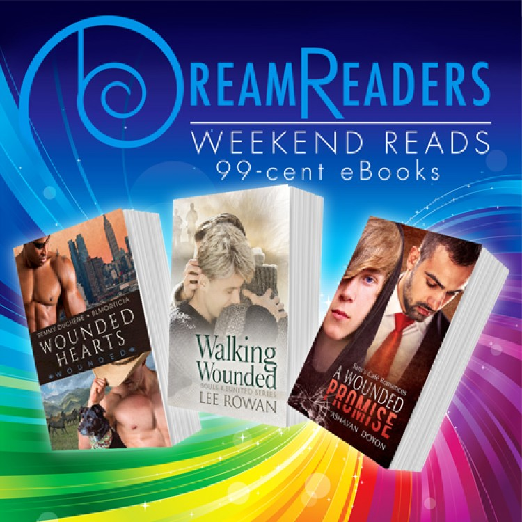 Weekend Reads 99-Cent eBooks