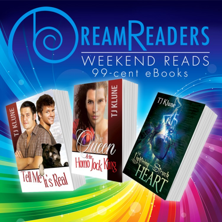 Weekend Reads 99-Cent eBooks by TJ Klune